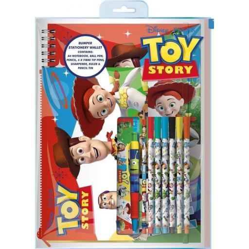Toy Story Bumper Stationery Set