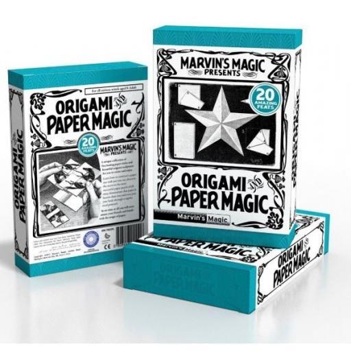 Marvin's Magic - Oragami & Paper Magic
