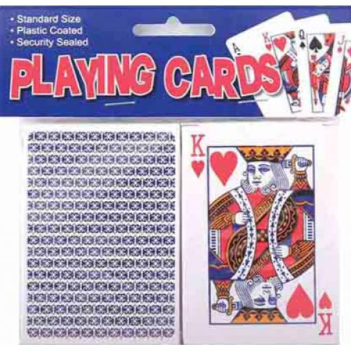 Tallon Standard Size Playing Cards - Pack of 2