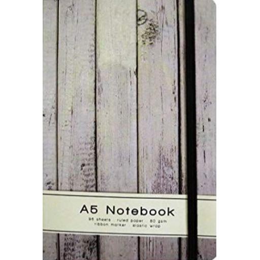 IGD Wood Effect A5 Notebook