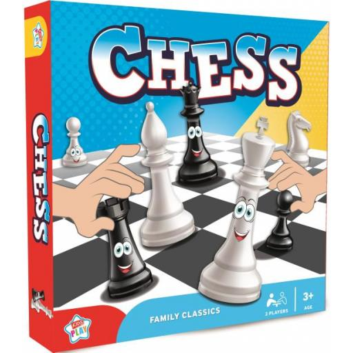 IGD Kids Play Chess Board Game