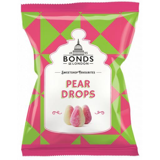 Bonds Sweetshop Favourites, Pear Drops 150g