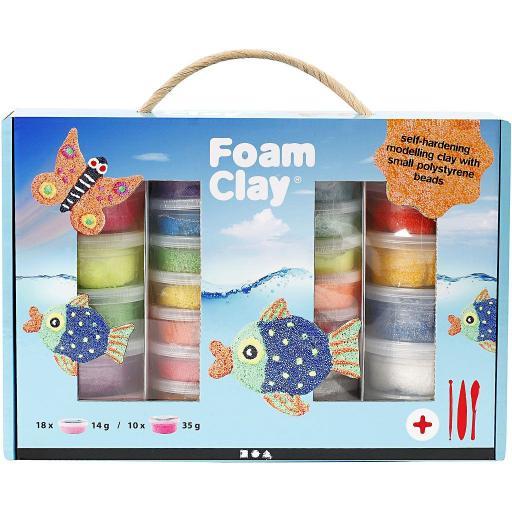 Creativ Foam Clay Large Box Set