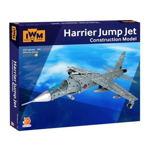 IWM Construction Model - Harrier Jump Jet