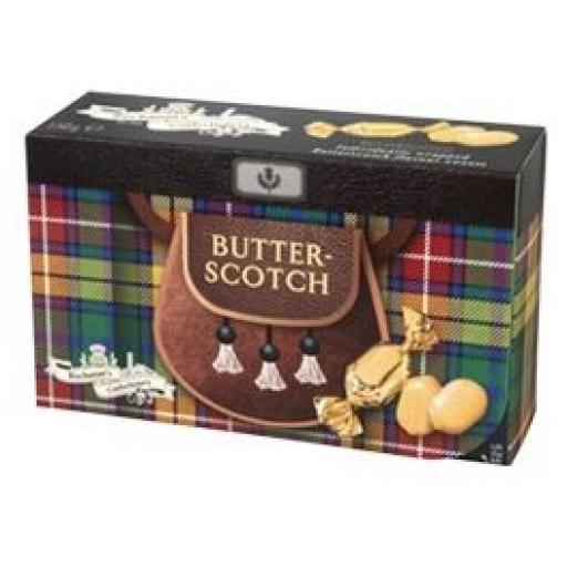 Buchanan's Lift The Kilt Box - Butterscotch 150g *BBE 11/21