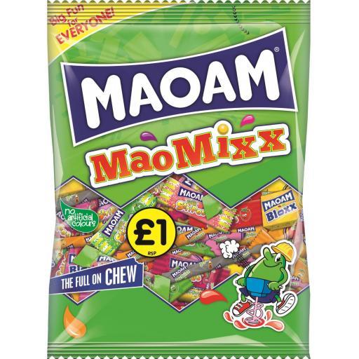Maoam Mao Mixx 140g