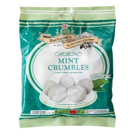 Buchanan's Mint Crumbles 170g