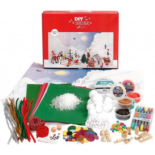 Creativ Christmas Landscape DIY Craft Kit