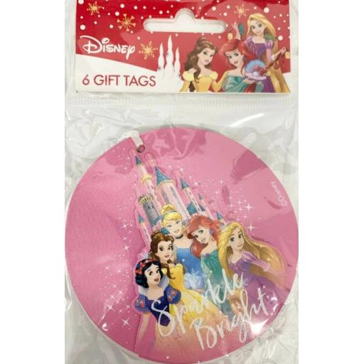 IGD Disney Gift Tags - Pack of 6