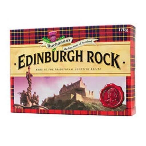Buchanan's Edinburgh Rock Box 170g