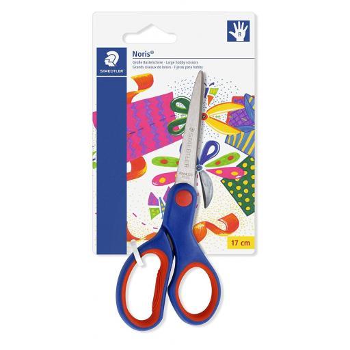 Staedtler Noris Club Scissors 17cm Right Handed