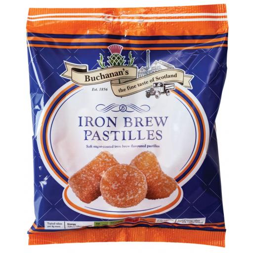 Buchanan's Iron Brew Pastilles 180g