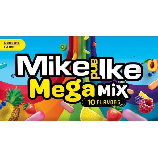 Mike & Ike Theatre Box Mega Mix 141g