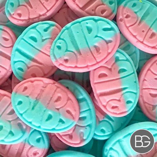 Foam Bubs Raspberry & Blueberry