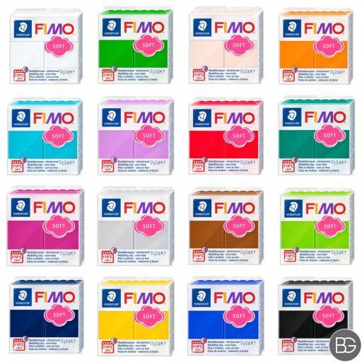 Staedtler Fimo Soft 57g Blocks
