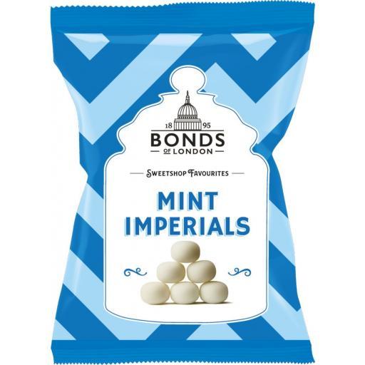 Bonds Sweetshop Favourites, Mint Imperials 150g *BBE 10/21