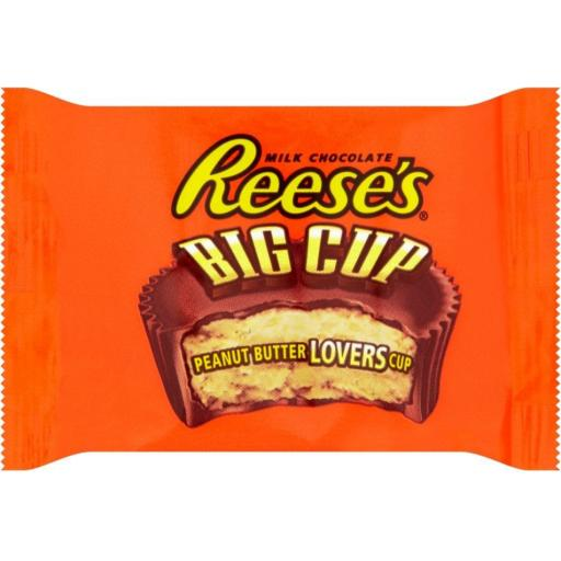 Reese's Milk Chocolate Peanut Butter Big Cup 39g