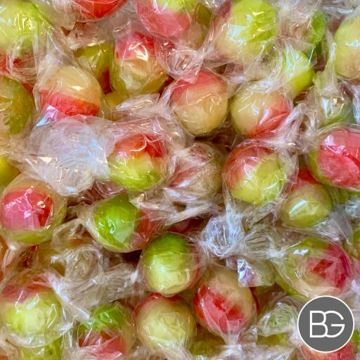 Wrapped - Rosey Apples
