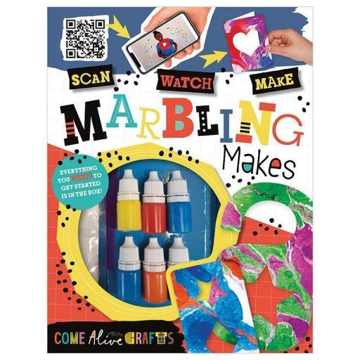 Marbling Makes Craft Set