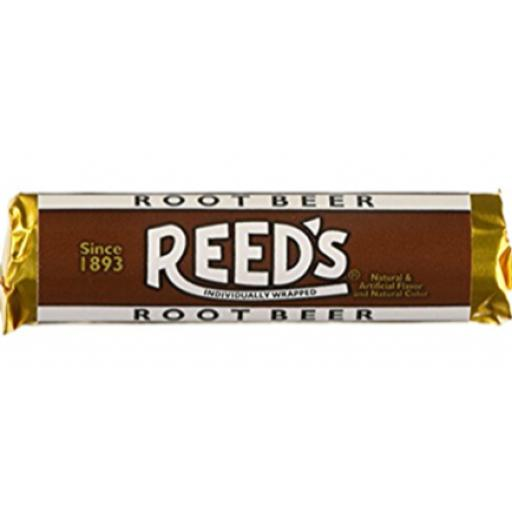 Reed's Hard Candy 29g - Root Beer