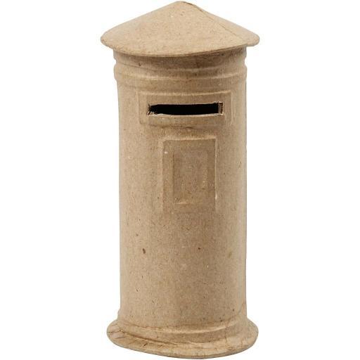 Creativ Paper Mache Money Mail Box