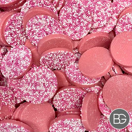 Chocolate Pink Mega Jazzles