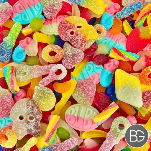 BG Pick 'n' Mix Sweets - Vegan Mixed