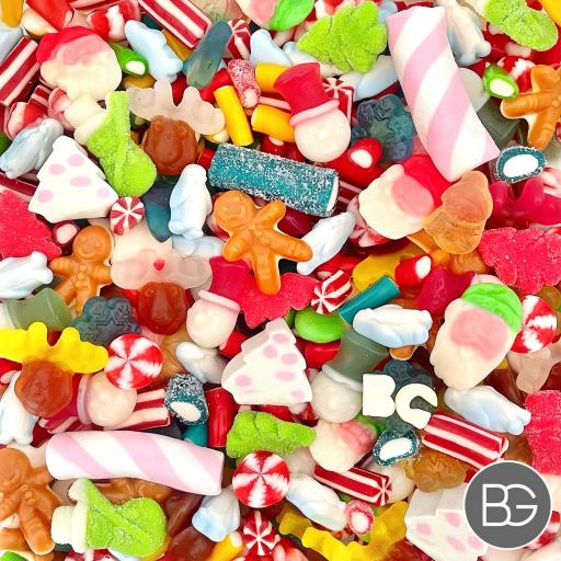 BG Pick 'n' Mix Sweets - Limited Edition Christmas Mix