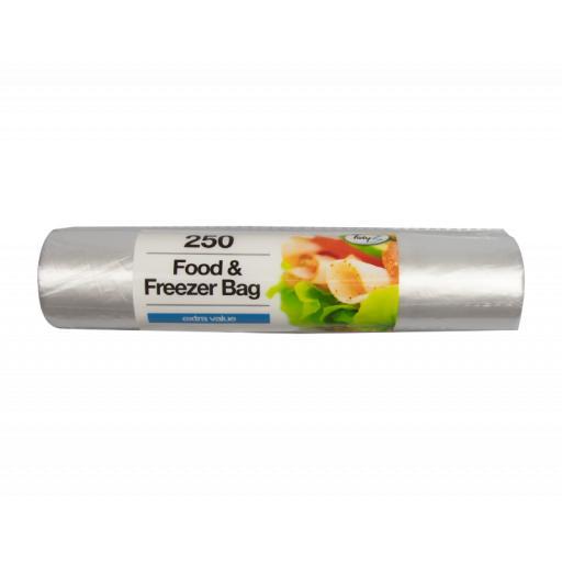 Food & Freezer Bags - Pack of 250