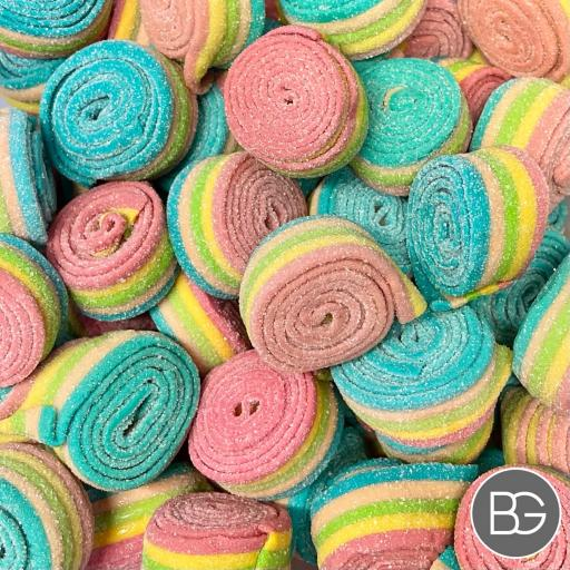 Fizzy Rolls - Rainbow